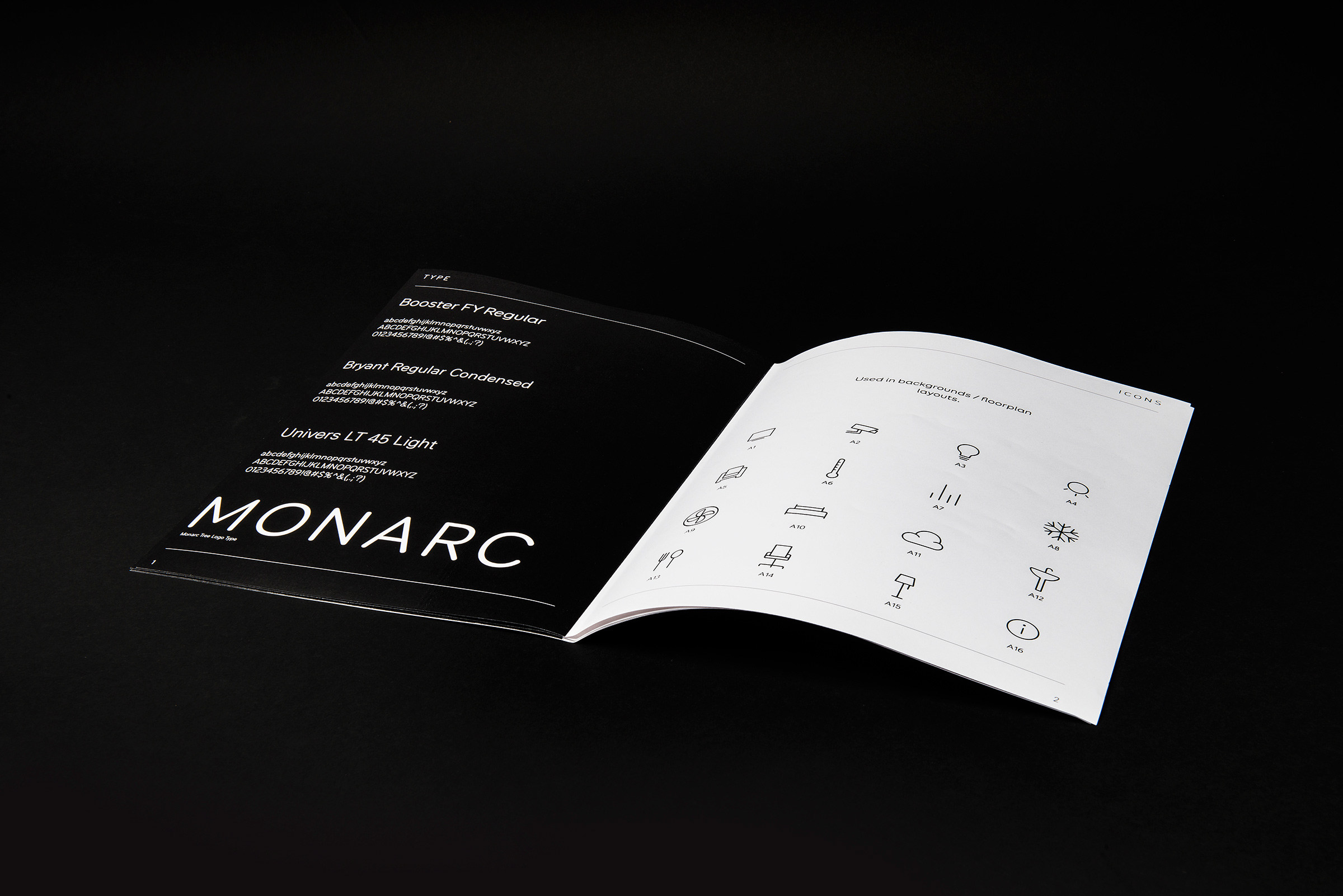 Monarc Tree style guide